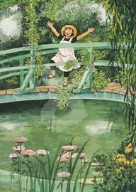 Lena Anderson - Linnea op de brug