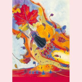 Ellen Uytewaal - Vrijheid van de herfst