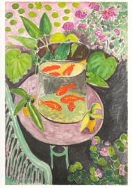 H Matisse - Goudvissen