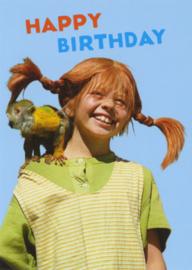 Pippi Langkous - Happy Birthday