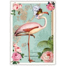 Edition Tausendschön  - Flamingo