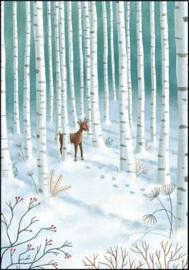 Tatjana Beimler  - Hertje in het bos
