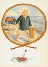 Lena Anderson - Aan zee