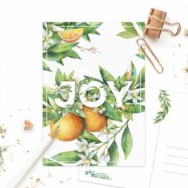 Studio Draak - 'Fijne flora' Citrus (ST 067)