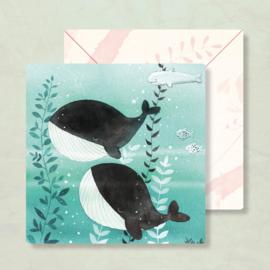 Tina van Dijk Art - Vissen