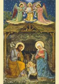Pater Gabriel Wüger - Kerst