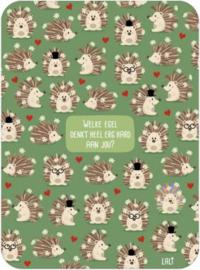 Lali - Welke egel denkt heel erg hard aan jou ?