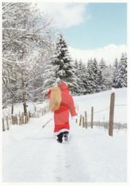 Fotolia - Onderweg in de sneeuw
