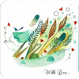 Editions des Correspondances : With Love door Cécile le Brun