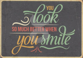 Fotolia   - You look so much better when you smile