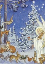 Molly Brett - Bosdieren ontmoeten een engel