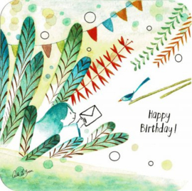 Editions des Correspondances : Happy Birthday door Cécile Le Brun