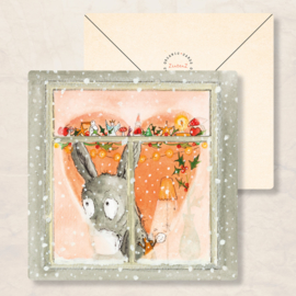 Nicole de Cock - Christmas (Donkey)