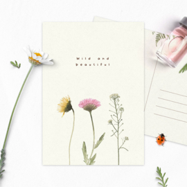 Studio Draak - 'Wildflowers' wild and beautiful