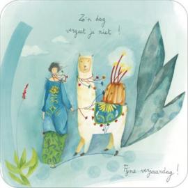 Editions des Correspondances : Zo'n dag vergeet je niet! Fijne verjaardag door Anne-Sophie Rutsaert