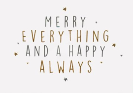Madebymaggie - Merry everything and a happy always