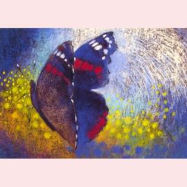 Loes Botman - Vlinder