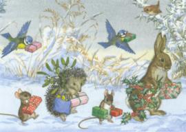 Molly Brett  - Christmas is coming
