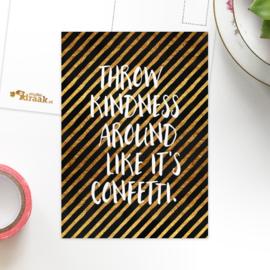 Studio Draak - 'Goudeerlijk' Kindness (ST 037)