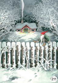 Inge Löök : Christmas/Winter - NR 211