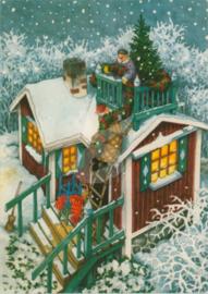 Inge Löök : Huis versieren voor kerst  - NR 59