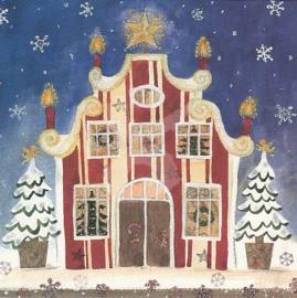 Inga Berkensträter - Kersthuis