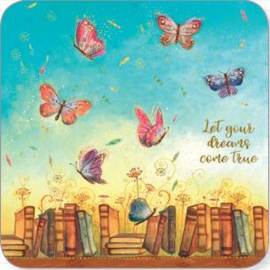 Editions des Correspondances : Let your dreams come true door Jehanne Weyman