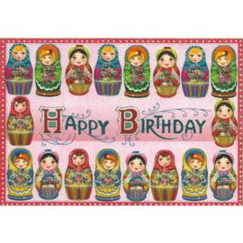Edition Tausendschön  -  Happy Birthday