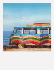 PolaCard - Oude VW Bus