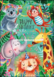 Rita Berman - Happy Birthday (dieren)