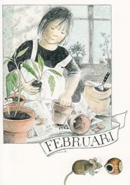 Lena Anderson - Februari