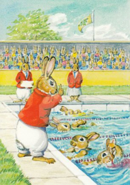 Audrey Tarrant - Rabbit Olymic Events