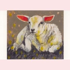 Loes Botman - Liggend lam