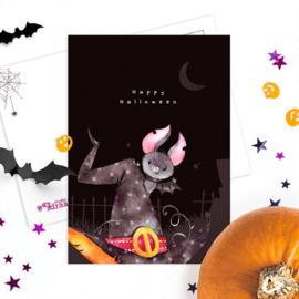 Studio Draak - 'Hallo Halloween' Heksenhoed