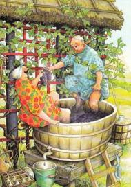 Inge Löök : Druiven plukken - NR 49