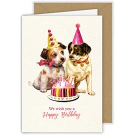 Edition Tausendschön  - We wish you a happy birthday