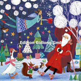 Mila Marquis - Kerstman en engel