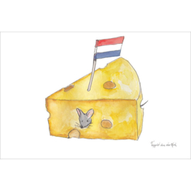 Fantasiebeestjes - Kaas Holland