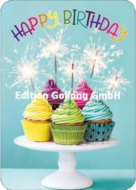 Edition Gollong - Happy Birthday