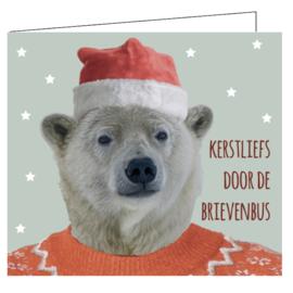 Hil Claesen  - Kerstliefs door de brievenbus