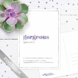 Studio Draak - 'Mooie woorden' Gorgeous (ST 064)