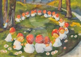 Mili Weber - Mushroom Circle