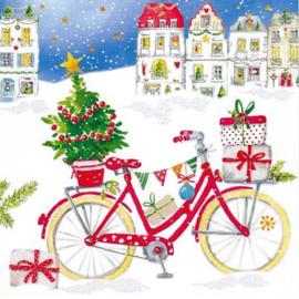 Carola Pabst - Kerst Fiets