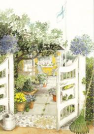 Inge Löök : Poort naar de tuin - NR 106