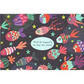 EDC - Lali : Vind de maanvis en doe een wens