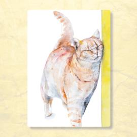 Veer Illustratie - Kat