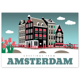 Mingface - Canalhouses Amsterdam (MF 011)