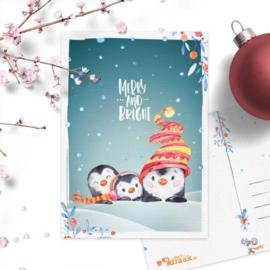 Studio Draak - Kerstpret (Versie : Pinguïns)
