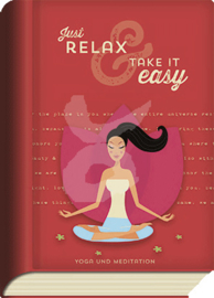 BookCard - Relax take it easy