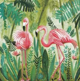Cartita Design - Flamingos